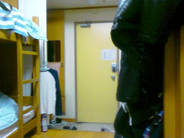 Pintu kamar