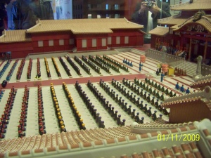 shurijo castle on mini