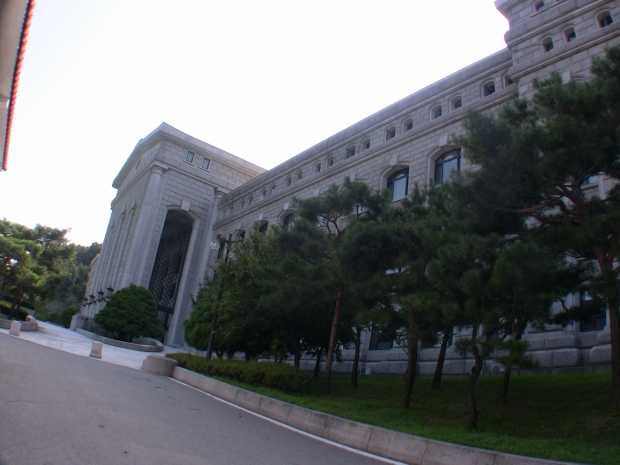 Cheonan Campus Main Building
