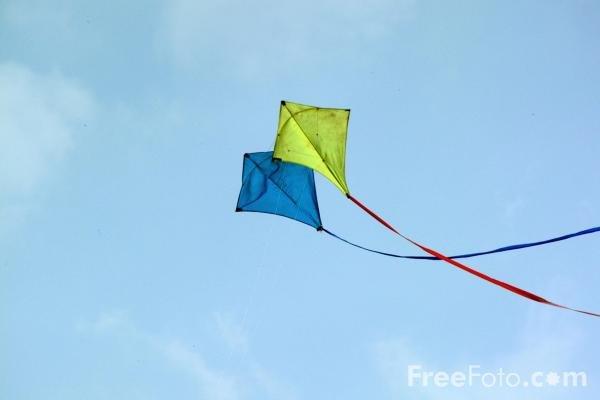 couple kite